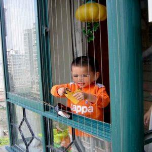 lưới bảo vệ ban công cho nhà riêng