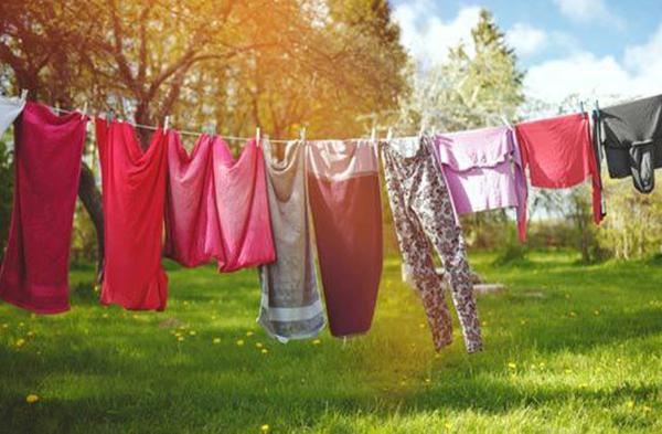 dây phơi quần áo